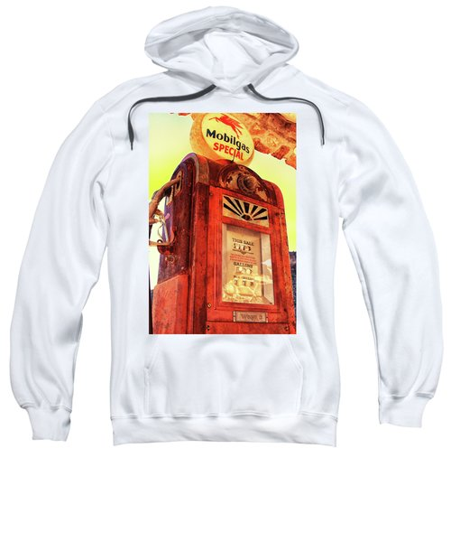 Mobilgas Special - Vintage Wayne Pump Sweatshirt