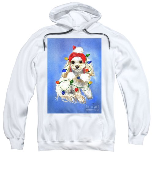 Mocha Merry And Bright Sweatshirt