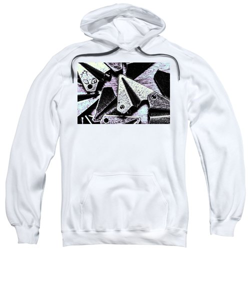 Modelled In Aerodynamics Sweatshirt