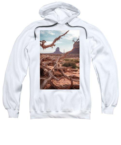 Monument Valley II Sweatshirt