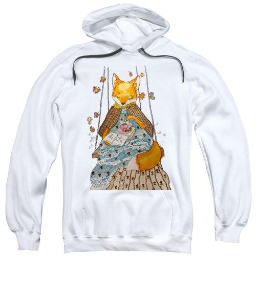 Morgan's Fox Sweatshirt