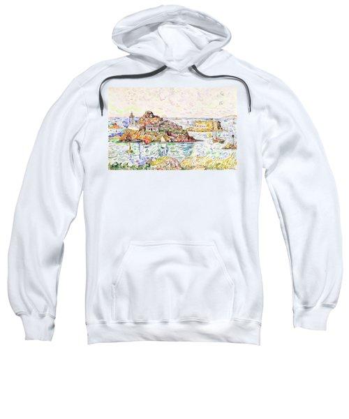 Morlaix, Entrance Of The River - Digital Remastered Edition Sweatshirt