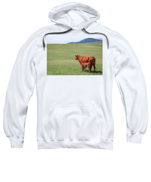 Mother And Daughter Sweatshirt
