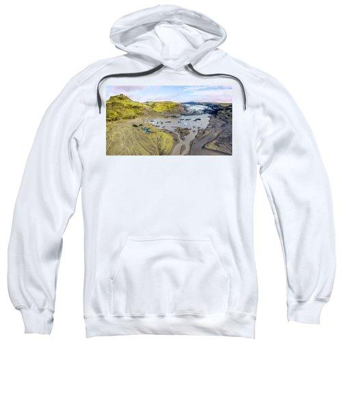 Mountain Glacier Sweatshirt