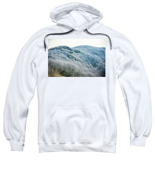 Mountainside Hoarfrost Sweatshirt