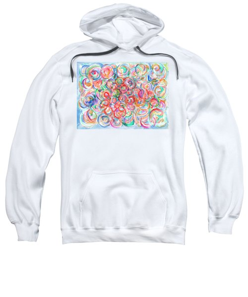 Multicolor Bubbles Sweatshirt