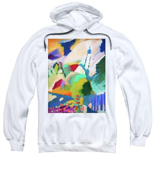 Murnau With Church - Digital Remastered Edition Sweatshirt