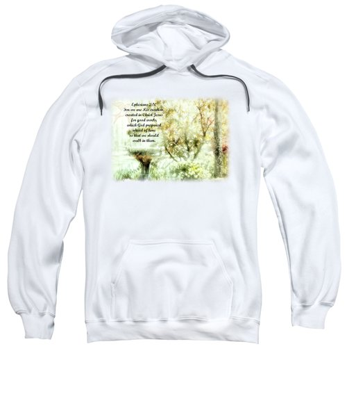 My Cup Overflows 2 - Verse Sweatshirt