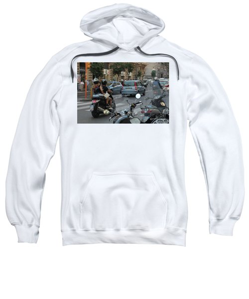 Naples Street Buzz Sweatshirt