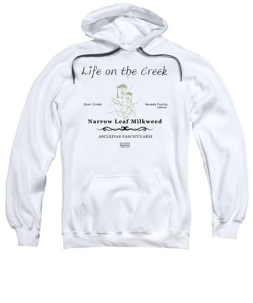 Narrow Leaf Milkweed Sweatshirt