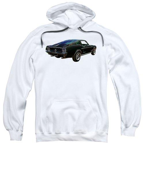 Neon Mustang Fastback 1967 Sweatshirt