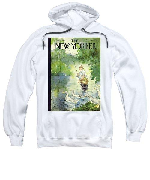 New Yorker July 25th 1942 Sweatshirt