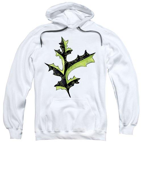 Oak Leaf With Tattoos Sweatshirt