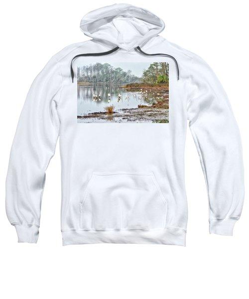 Old Rice Pond Sweatshirt