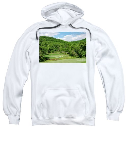 Par 3 Hole 16 Sweatshirt