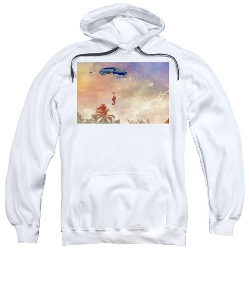 Parachuting Into Chaos Sweatshirt