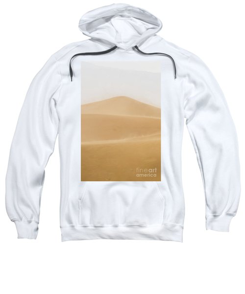Patterned Desert Sweatshirt