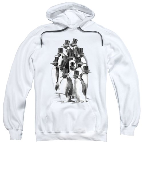 Penguin Party Sweatshirt