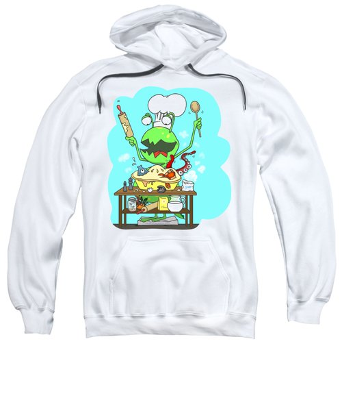 Peter And The Closet Monster, Baker Sweatshirt