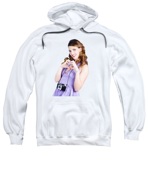 Photography Love Sweatshirt