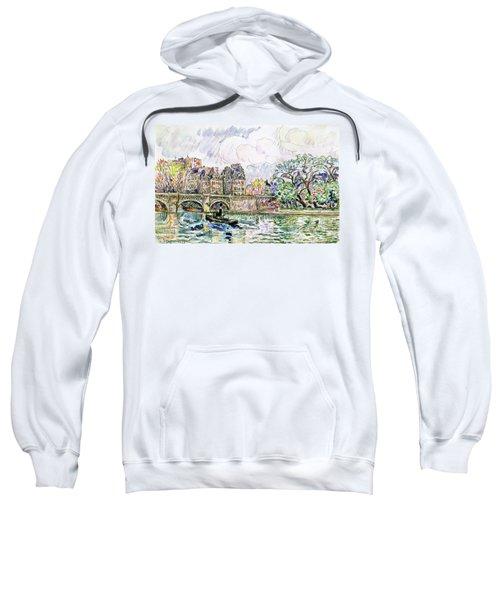 Place Dauphine - Digital Remastered Edition Sweatshirt