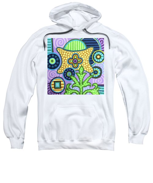 Pop Botanical 2 Sweatshirt