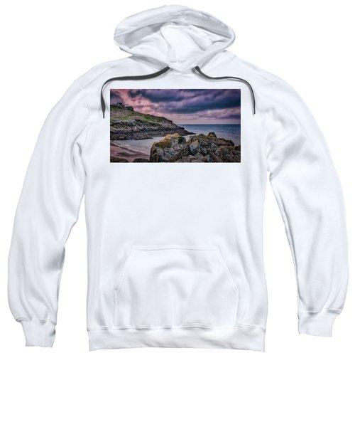 Porthgwidden Dramatic Sky Sweatshirt