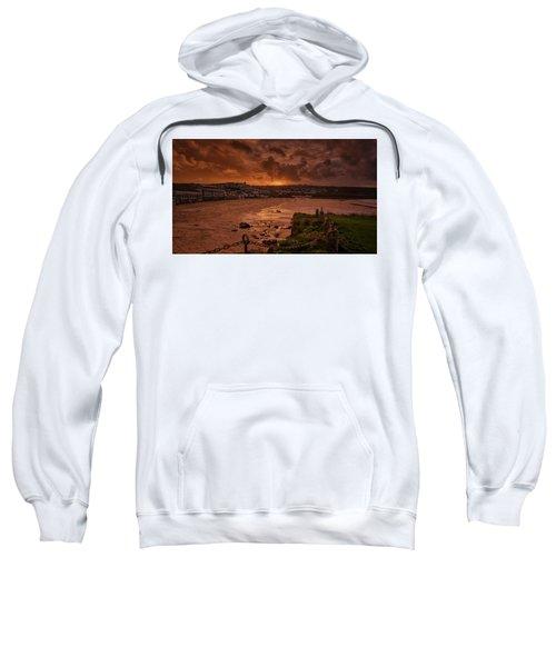 Porthmeor Sunset 2 Sweatshirt