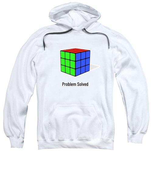 Problem Solved Sweatshirt