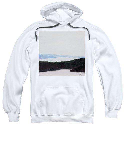 Quabbin Looking North Sweatshirt