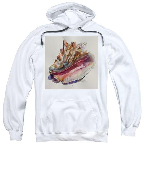 Queen Conch Shell Sweatshirt