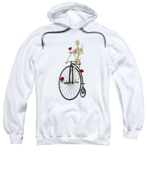 Rambling Rose Stroll Sweatshirt