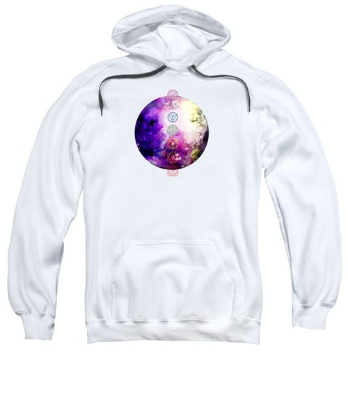 Reach Out To The Stars Sweatshirt