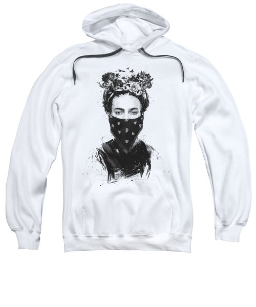 Rebel Girl Sweatshirt