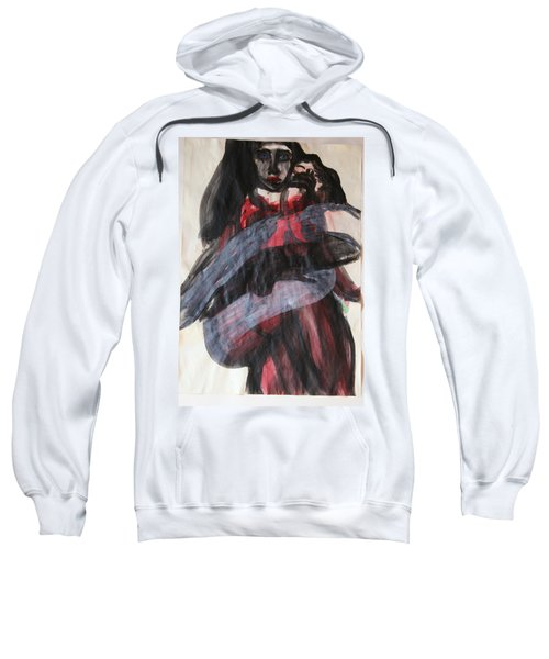Reborn When Jesus Comes Sweatshirt