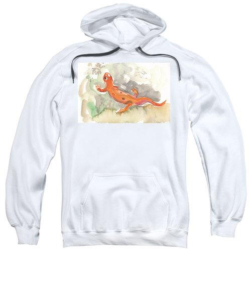 Red Eft Sweatshirt