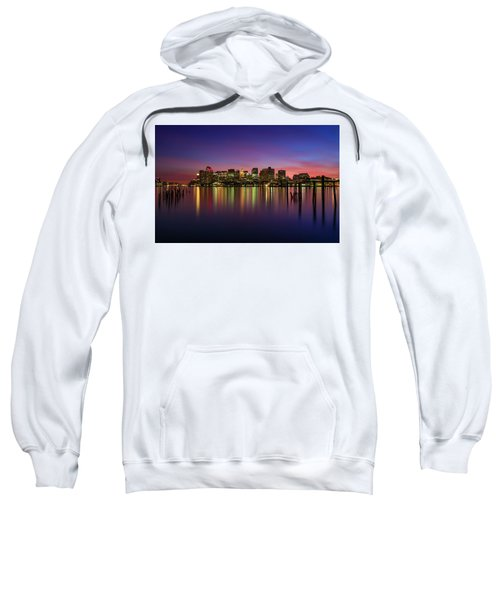 Reflections Of Boston II Sweatshirt
