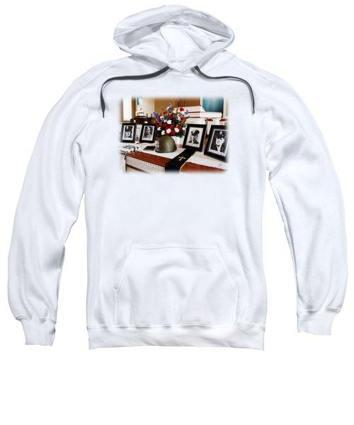 Remembering The Four Chaplains Sweatshirt