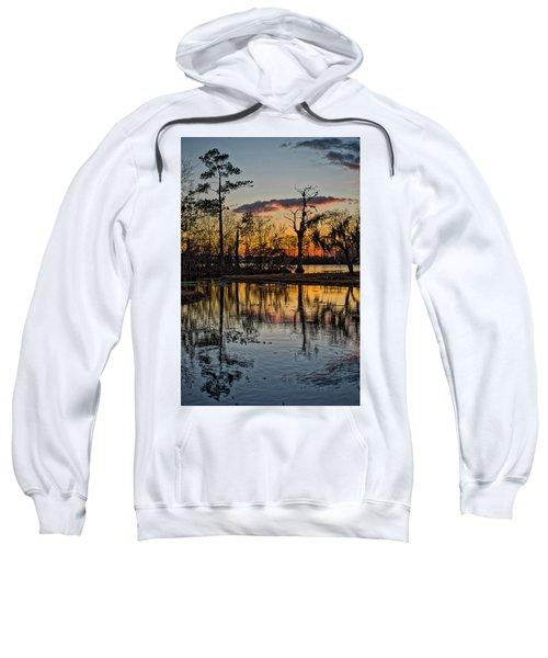 Riverside Sunset Sweatshirt