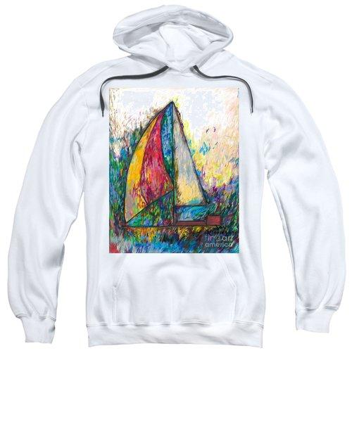 Rough Sailing Sweatshirt