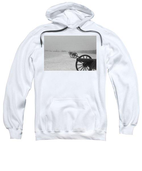 Row Of Cannon Sweatshirt