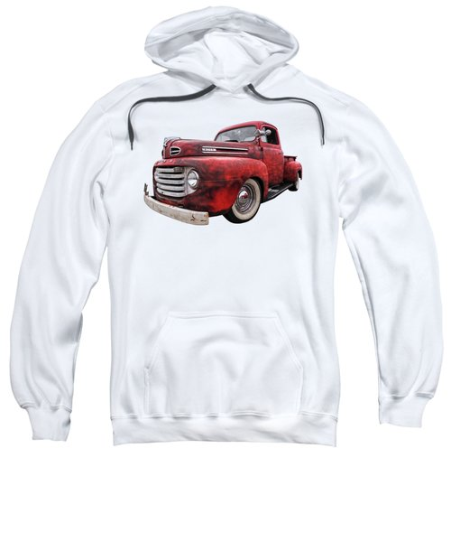 Rusty Jewel - 1948 Ford Sweatshirt