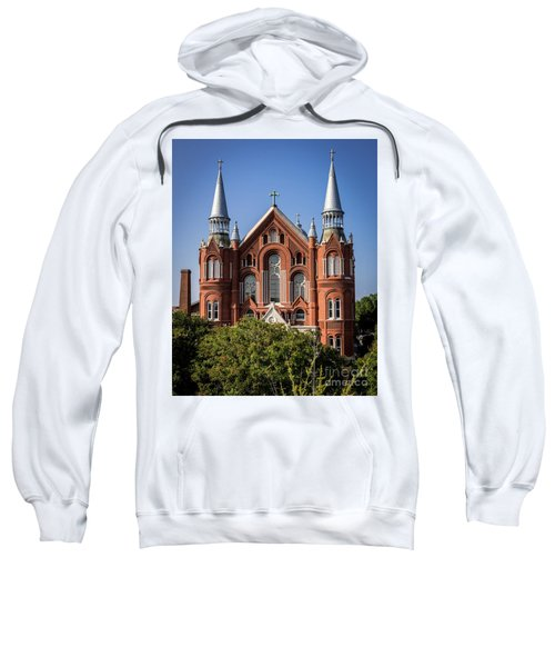 Sacred Heart Cultural Center - Augusta Ga Sweatshirt
