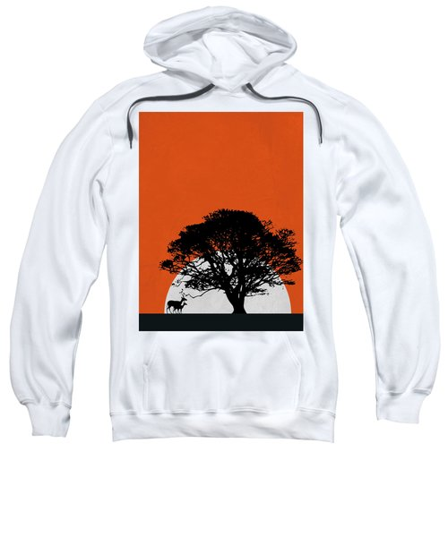 Safari Sunset Sweatshirt