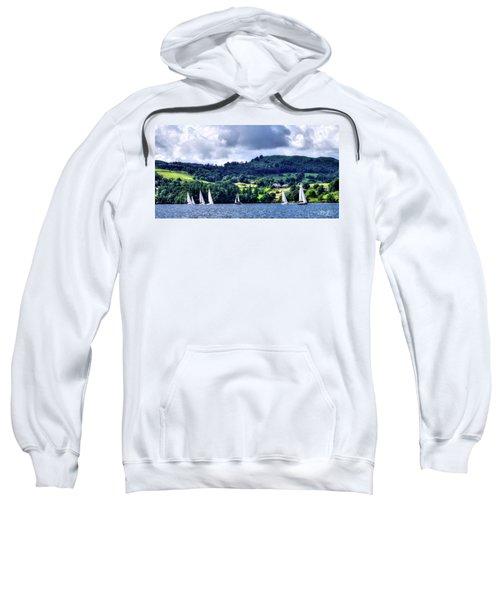 Sailing In Heaven Sweatshirt