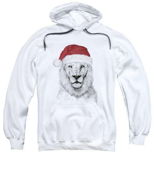 Santa Lion  Sweatshirt