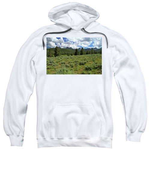 Sawtooth Range Crooked Creek Sweatshirt