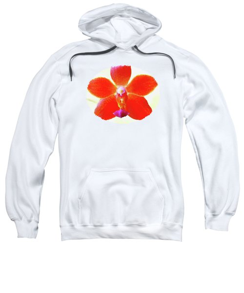 Screenplay Of An Orchid  Sweatshirt