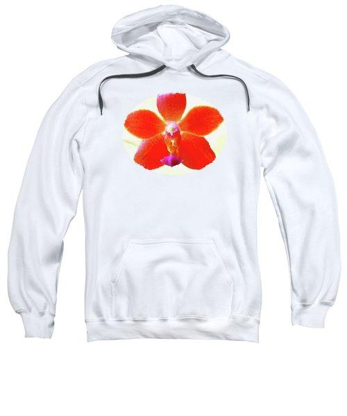 Screenplay Of An Orchid  Sweatshirt