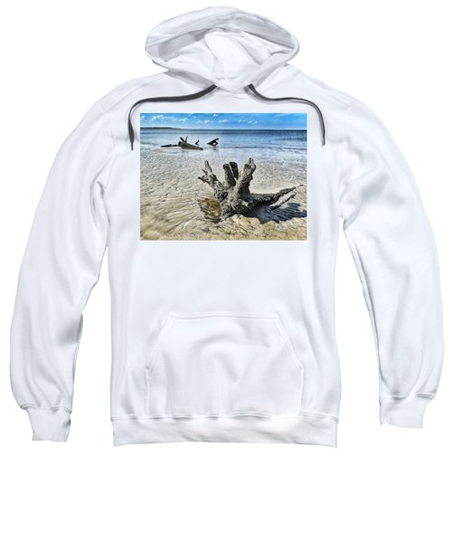 Sculpted By The Sea Sweatshirt